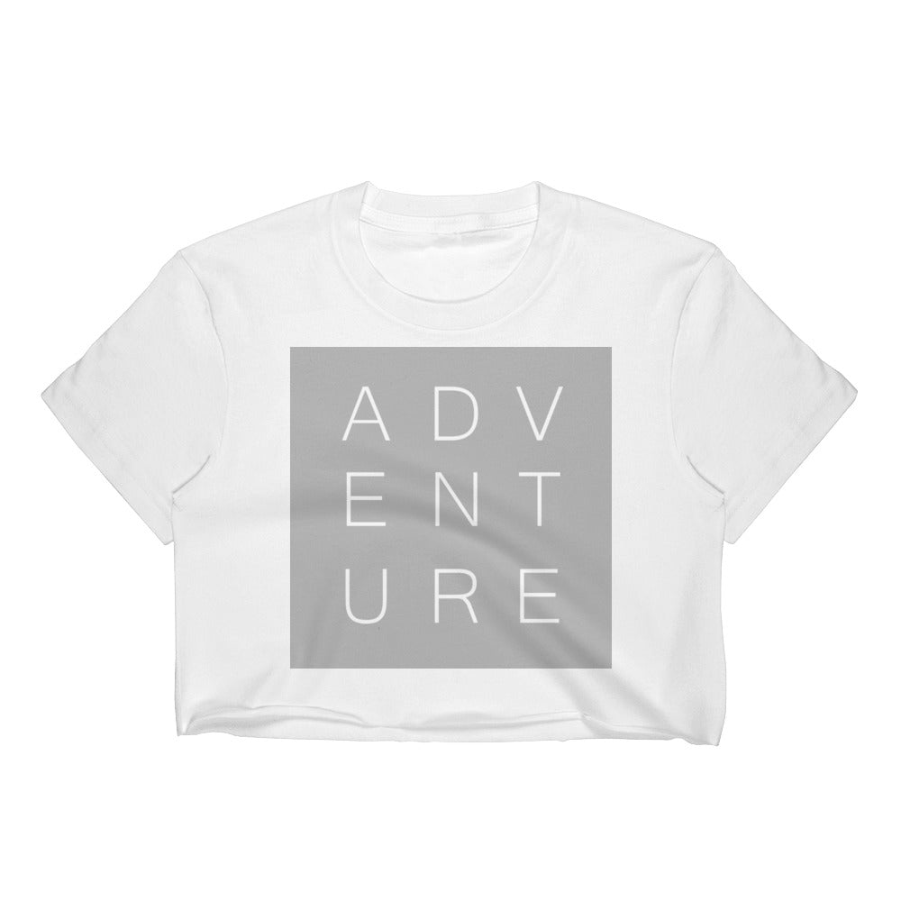 Swayzie Grey Adventure Crop Top