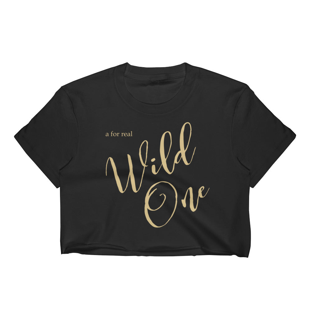 Ruby Wild One Crop Top