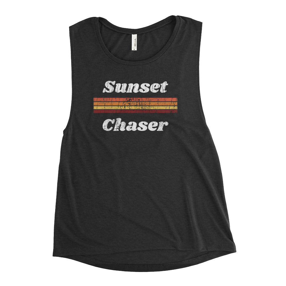 Sunset Chaser Muscle Tank