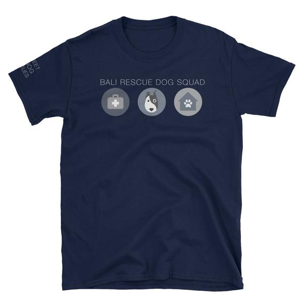 Bali Rescue Dog Squad Charity T-shirt