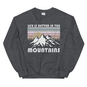 Lenni Mountains Sweatshirt