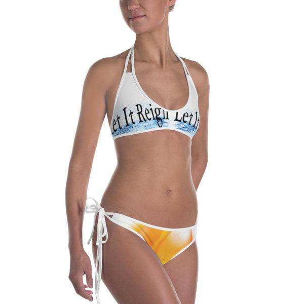 "Let It Reign ""All Over"" Bikini by SincereReigns-SincereReigns"