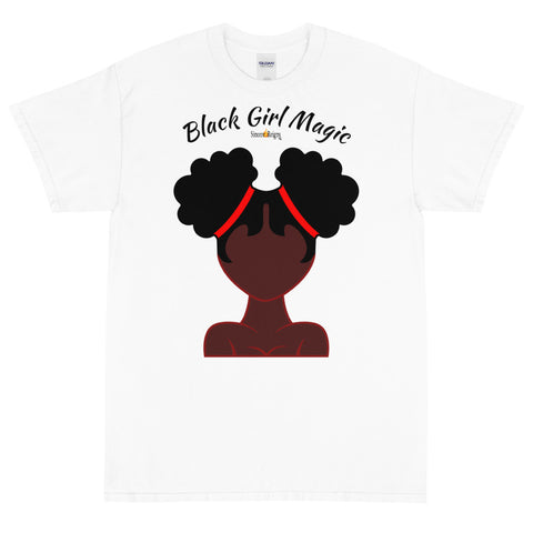 Black Girl Magic Tee by SincereReigns