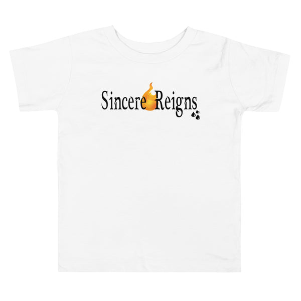 SincereReigns kids tee