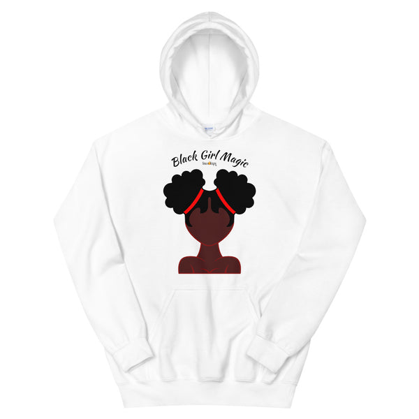Black Girl Magic Hoodie by SincereReigns