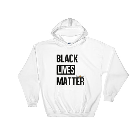 BLM Hoodie by SincereReigns
