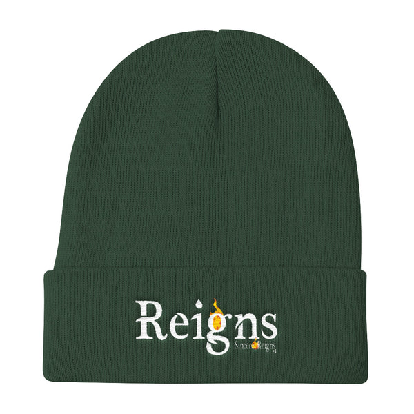 Reigns Knit Beanie by SincereReigns
