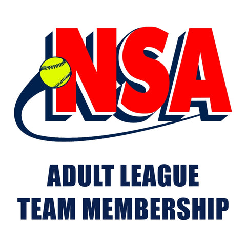 Adult League Team Membership