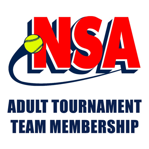 Adult Tournament Team Membership