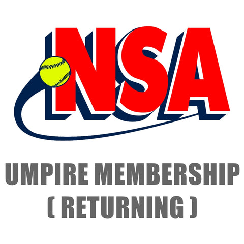 Umpire Membership (Returning)
