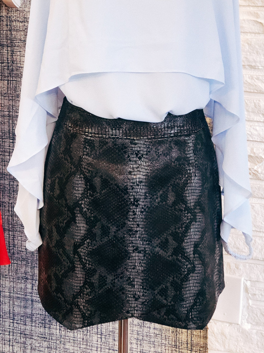 Python The Run Skirt