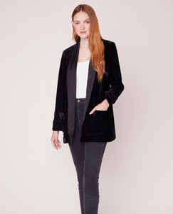 Velvet Dreams Blazer
