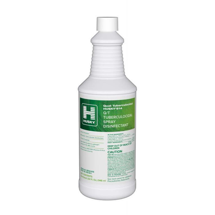 Husky 814 Q / T Tuberculocidal Spray Disinfectant - - Medical Supply Surplus