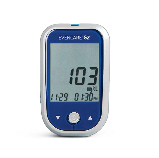 EVENCARE G2 Blood Glucose Monitoring System - Medical Supply Surplus