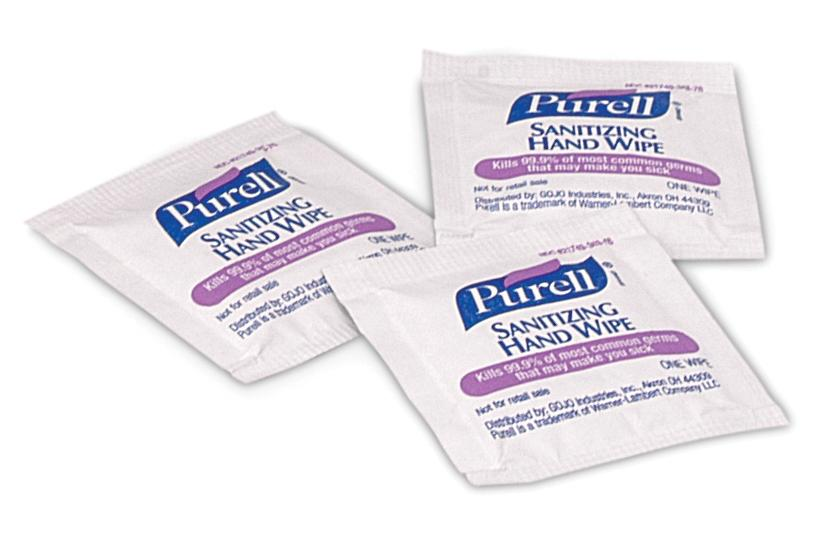 PURELL Sanitizing Hand Wipes - Case of 4000 - Medical Supply Surplus