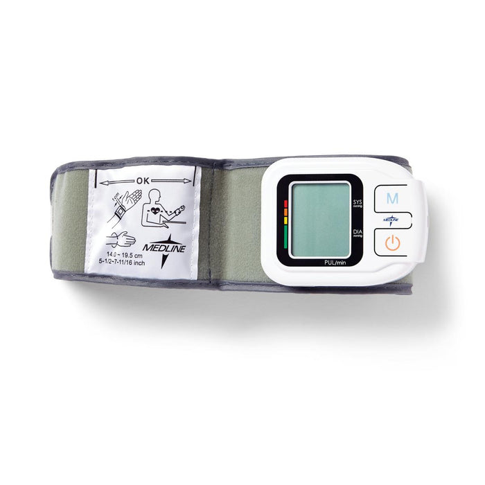 Plus Digital Wrist Blood Pressure Monitor - Medical Supply Surplus