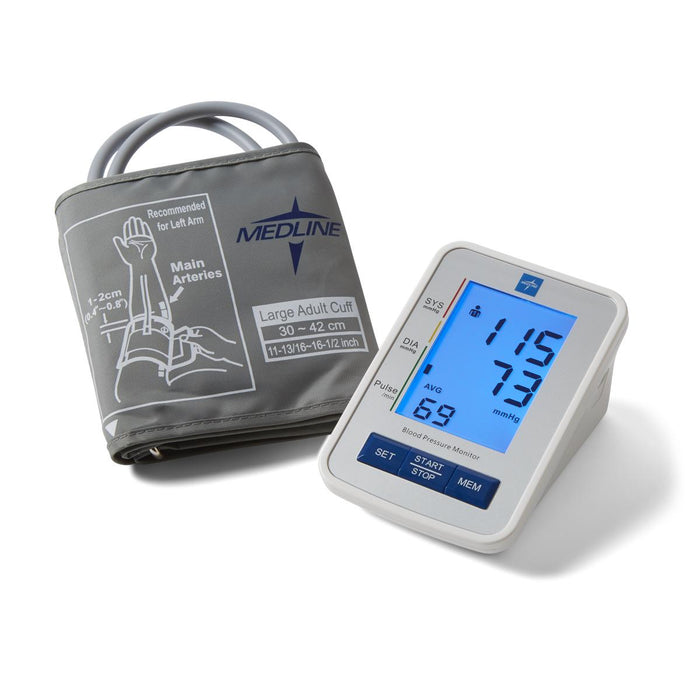 Digital Talking Blood Pressure Monitor - Medical Supply Surplus