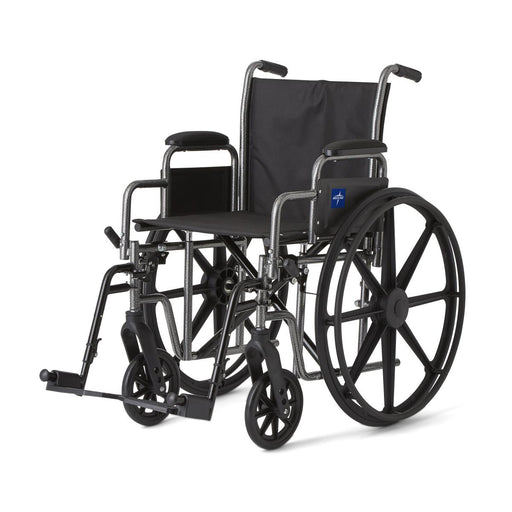 K1 Basic Lightweight Wheelchair - Medical Supply Surplus