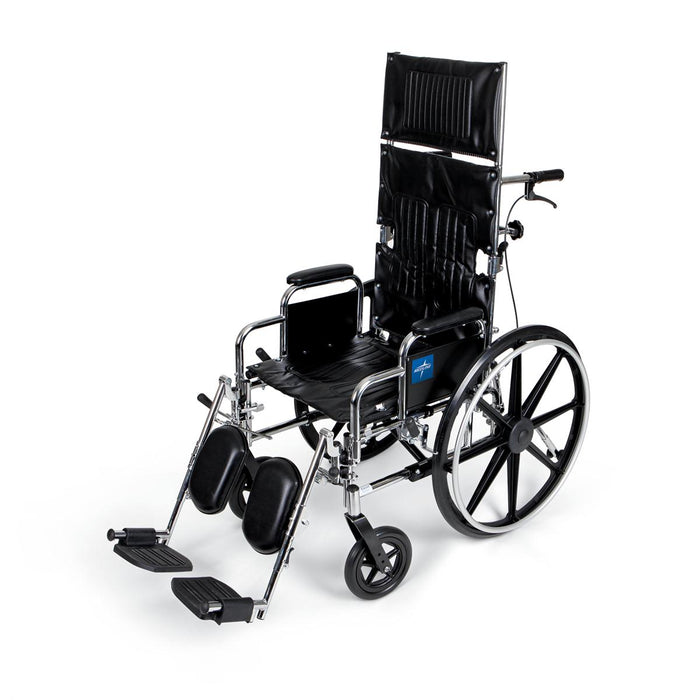 Reclining Wheelchair - Medical Supply Surplus
