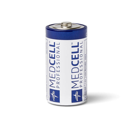 MedCell C Alkaline Batteries- 72 Per Case - Medical Supply Surplus