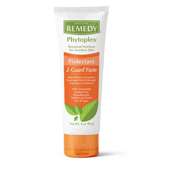 Remedy Phytoplex Z-Guard Skin Protectant Paste 4oz - MSC092544 Case of 12 - Medical Supply Surplus