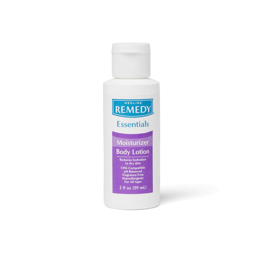 Remedy Essentials Moisturizing Body Lotion - 2oz MSC092MBL02 - Medical Supply Surplus