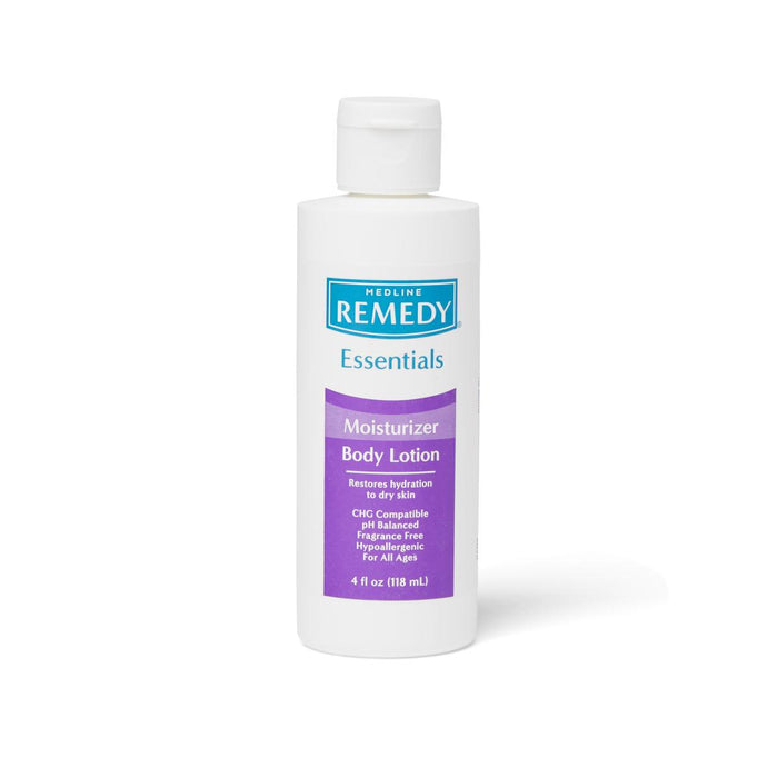 Remedy Essentials Moisturizing Body Lotion - 4oz MSC092MBL04 - Medical Supply Surplus