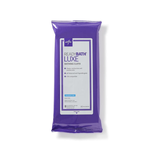 ReadyBath Luxe Total Body Cleansing Wipes - Medical Supply Surplus