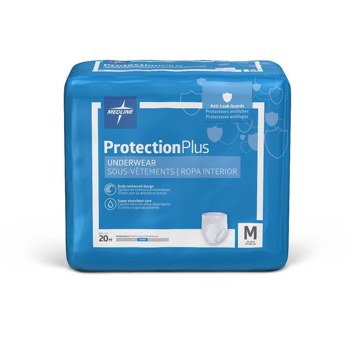 Protection Plus Superabsorbent Adult Underwear - Medical Supply Surplus