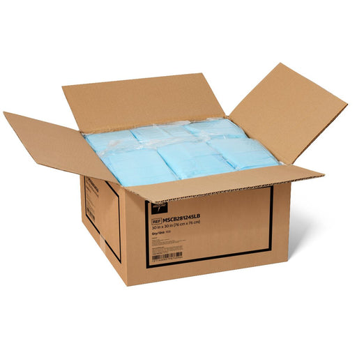 Economy Disposable Underpads 30 x 36 - Case of 150 - Medical Supply Surplus