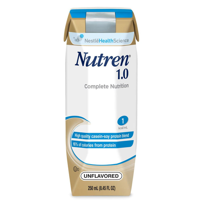 Nutren® 1.0 Tube Feeding Formula 8.45 oz. -  24/Carton - Medical Supply Surplus