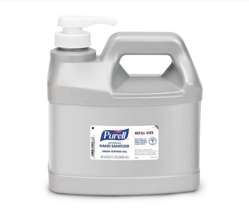 Purell® Advanced Green Certified 64 oz. Ethyl Alcohol - Case of 4 - Medical Supply Surplus