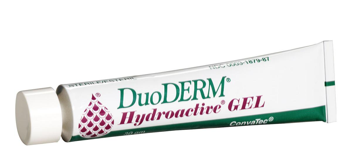 DuoDERM Hydroactive Gel 30g Tube - 187987 - Medical Supply Surplus