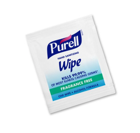 PURELL Sanitizing Hand Wipes - Case of 1000 - Medical Supply Surplus