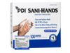 Sani-Hands® Individual Hand Sanitizing Wipes - Case of 1000 - Medical Supply Surplus