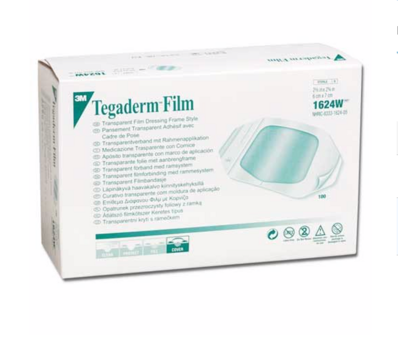 Tegaderm Transparent Film Dressing - Medical Supply Surplus