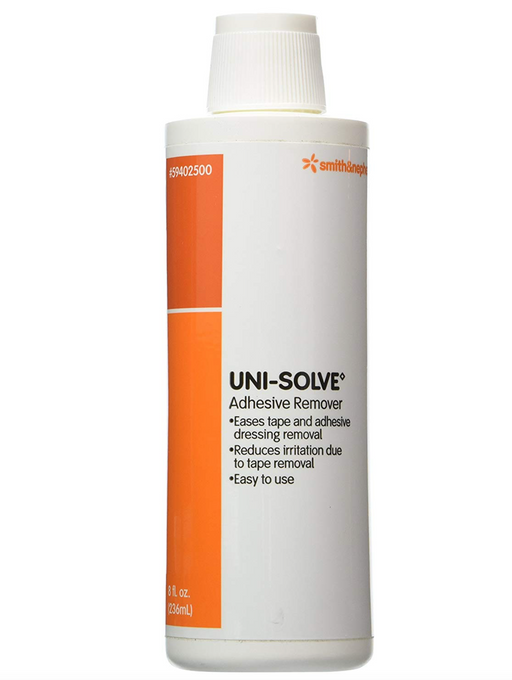 Uni-Solve Adhesive Remover - 8oz Bottle - Medical Supply Surplus
