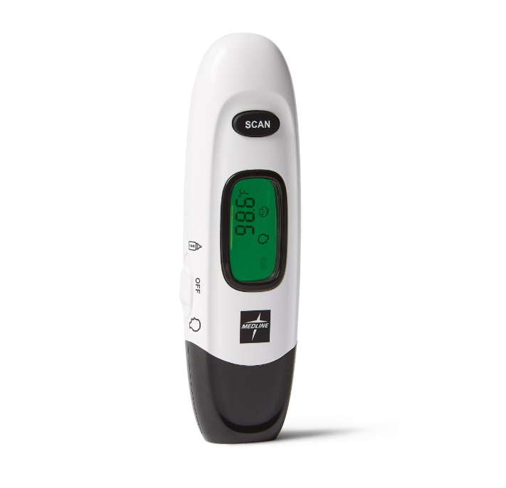 Infrared No-Touch Forehead Thermometer - Medical Supply Surplus