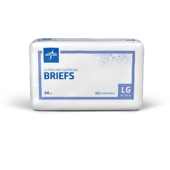 Ultracare Adult Incontinence Briefs - Medical Supply Surplus