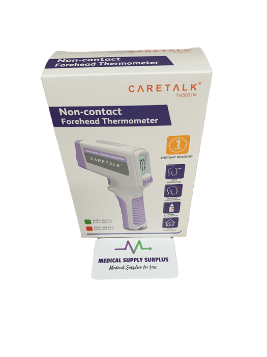 Digital Noncontact Forehead Thermometer - Medical Supply Surplus