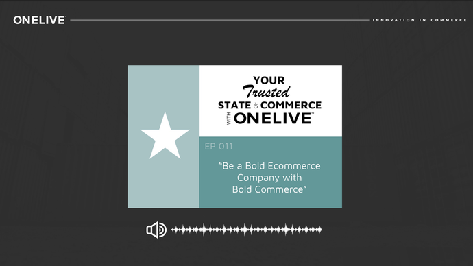 Be a Bold Ecommerce Company With Bold Commerce