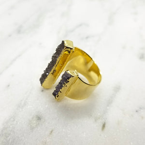 Summers Eve Split Ring
