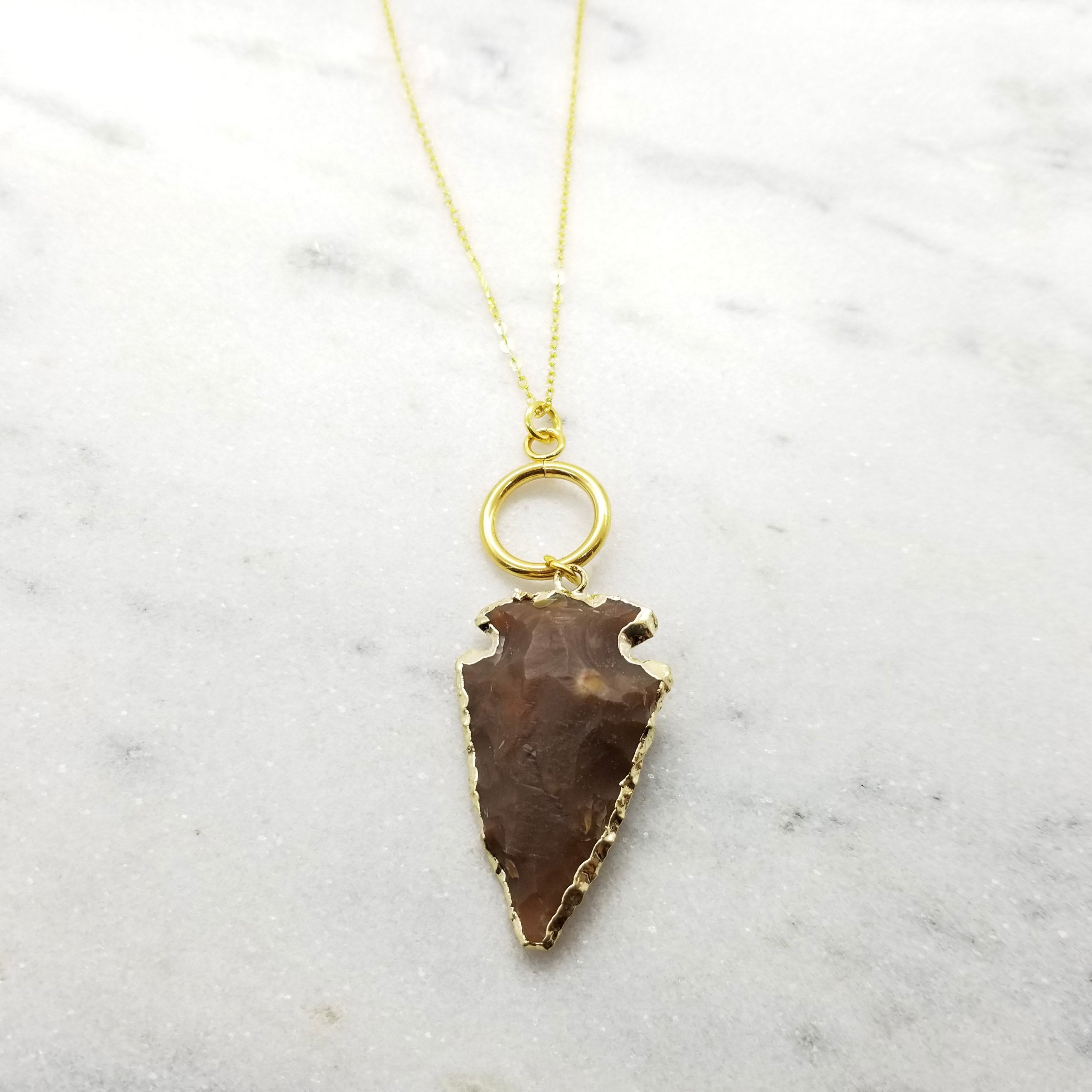 Arizona Arrowhead Necklace