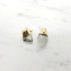 Gold Dipped Rock Studs