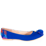 Mexican Flats Blue Embroidered 1