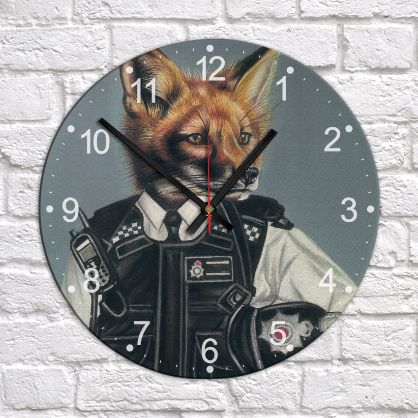 SLY FOX - CLOCK