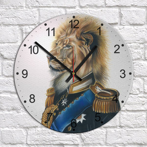 THE KING - CLOCK