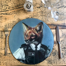SLY FOX - GLASS WORKTOP