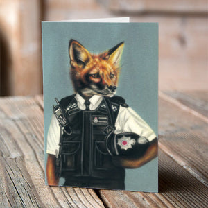 SLY FOX - CARDS (SET OF 6)