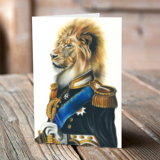 THE KING - CARDS (SET OF 6)